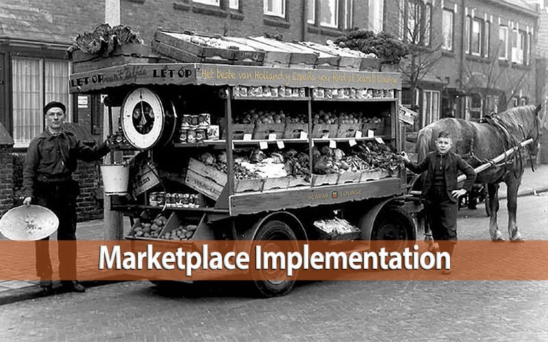 and /or Select: Marketplace Implementation